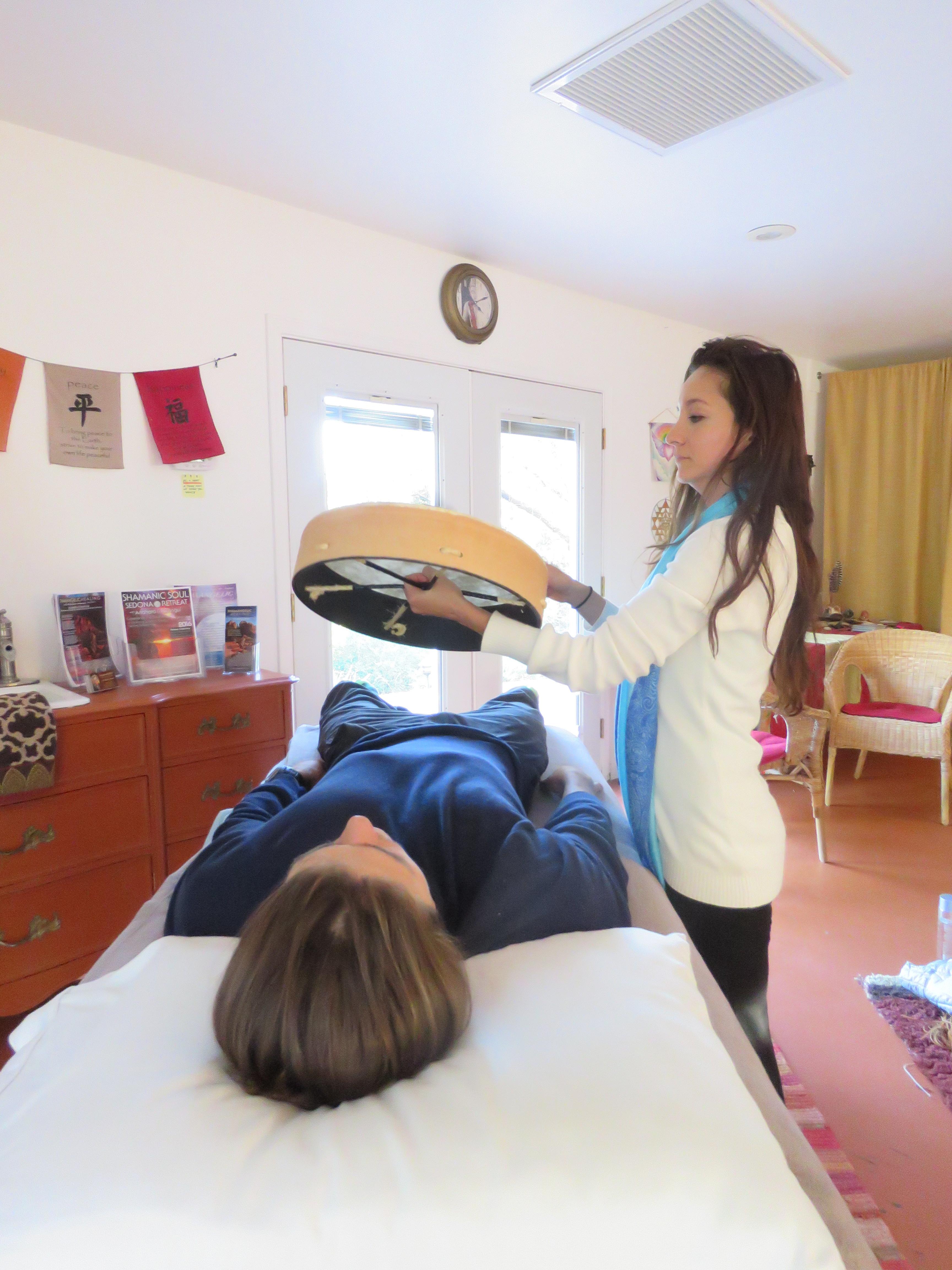 Shamanic Drum Healing for Empowerment + Awakening Course