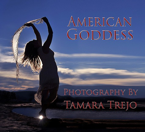 American Goddess Book – Anahata Featured on the Cover