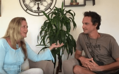 "Podcast; ""Power of Shamangelic Breathwork"" Anahata and Adrian Snary"