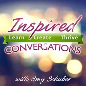 "Podcast; ""Making Core Life Changes"" with Anahata and Amy Schuber"