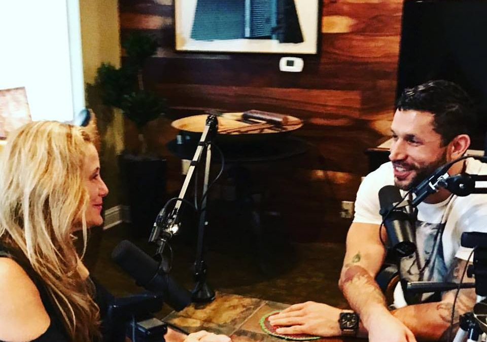 """Aubrey Marcus Podcast; """"Healing Trauma, Planting Roots and Radical Honesty"""" with Anahata Ananda"""