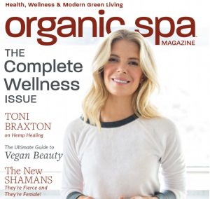 Organic Spa Magazine Features Anahata as a New Breed of Fierce Female Shamanic Healers