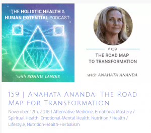 Podcast: Ronnie Landis Roadmap for Transformation Ep. 159