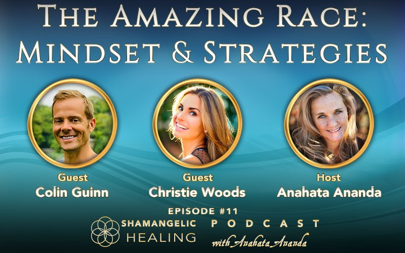 Ep 9 The Amazing Race Mindset and Strategies with Colin and Christie