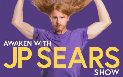 Interview: Outgrowing Who You Were on the Awaken with JP Sears Show