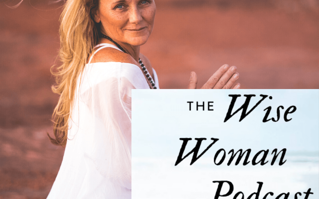 Podcast: Co-Creating With The Universe | Anahata on The Wise Woman Podcast with Erin Doppelt