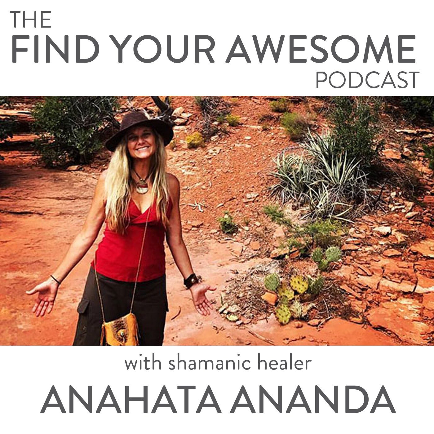 Podcast: Connecting To Nature and Letting Go Of What Doesn't Support You on Kelsey Abbott's Find Your Awesome Podcast