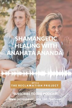 Podcast: Shadow Work and Clearing Trauma on Juliane Vacarro's The Reclamation Podcast