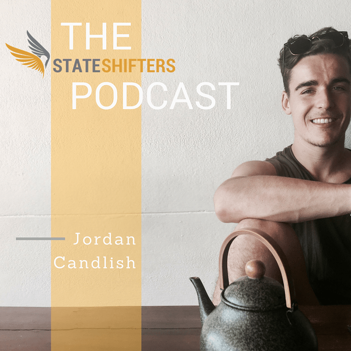 Podcast: Stepping Into Who I am and Who I Want To Be on Jordan Candlish's State Shifters Podcast