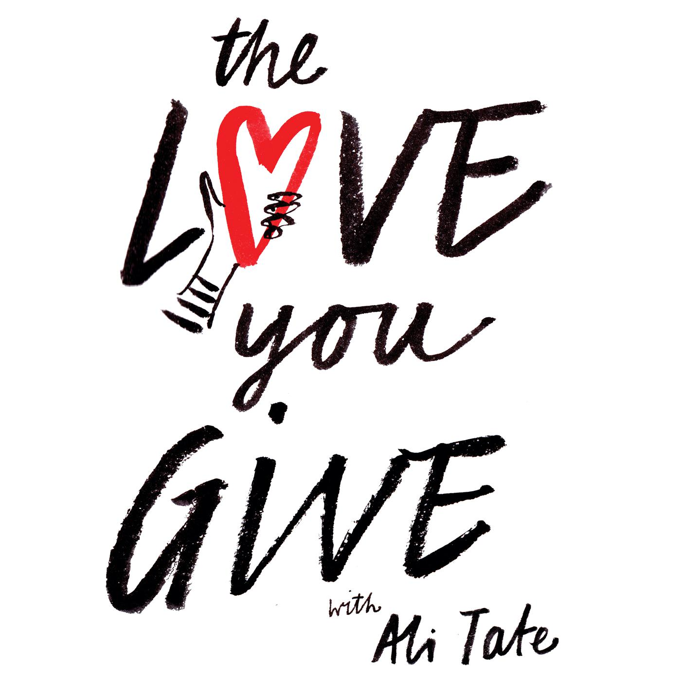 Podcast: Shamanism, Wisdom from Nature, Core Healing on Ali Tate Cutler's The Love You Give Podcast