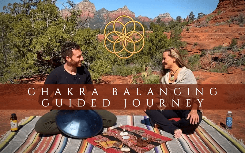 EP 35 Chakra Balancing Guided Journey