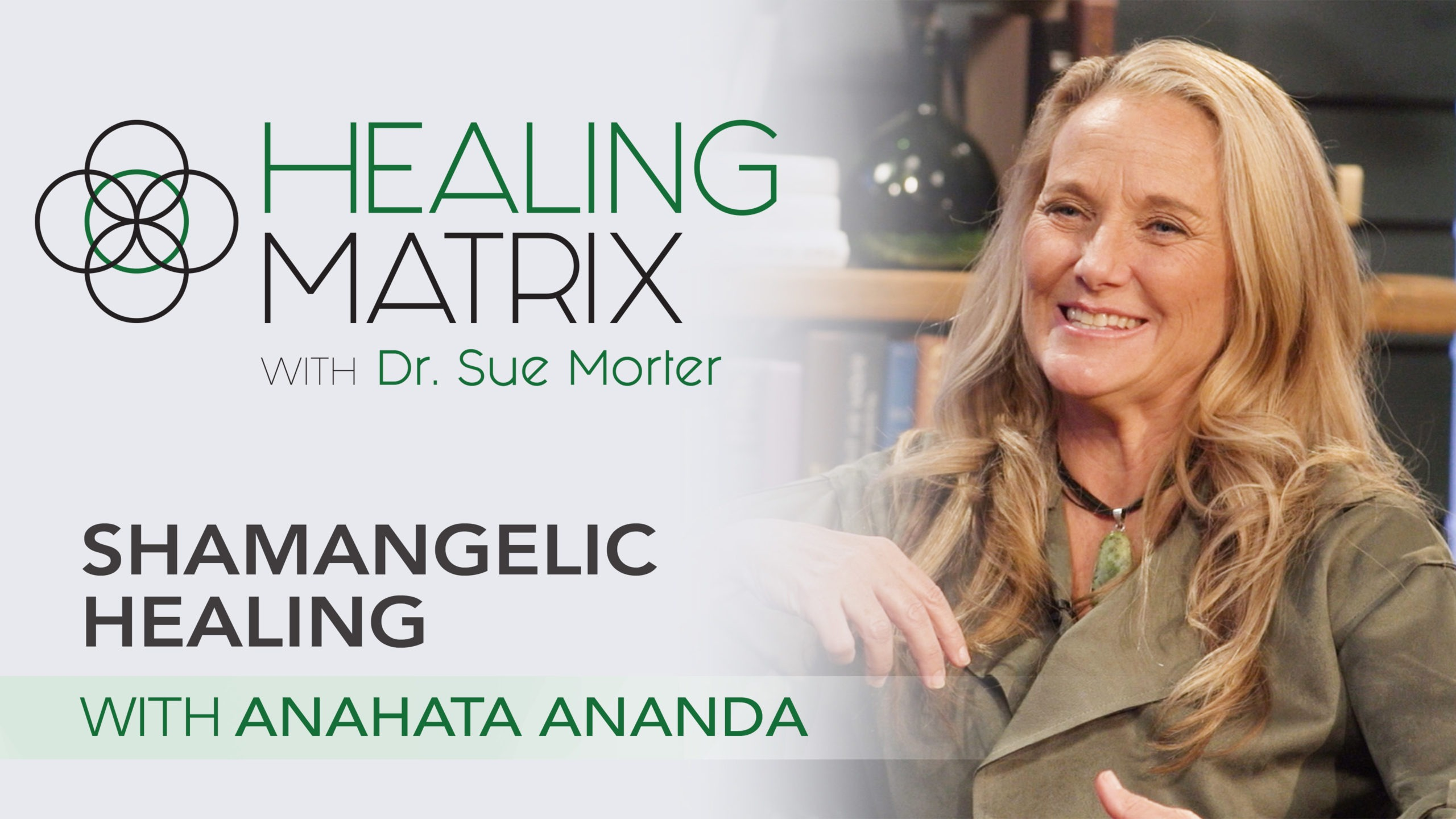 "Gaia TV Interview:  ""Alternative Healing Modalities"" on The Healing Matrix with Dr. Sue Morter"
