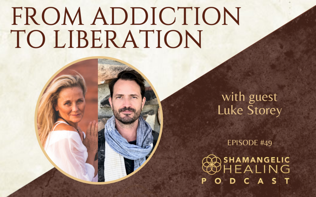 EP 50 From Addiction to Liberation with Luke Storey