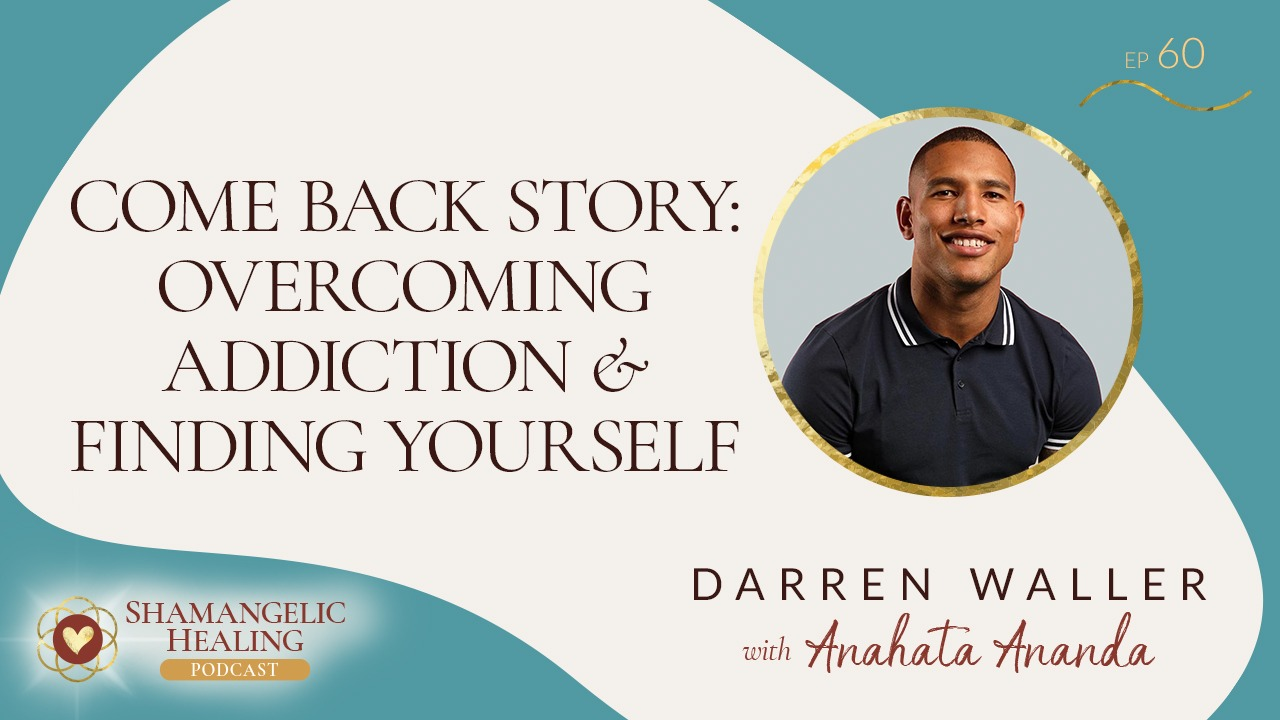 EP 60 Comeback Story: Overcoming Addiction & Finding Yourself with Darren Waller
