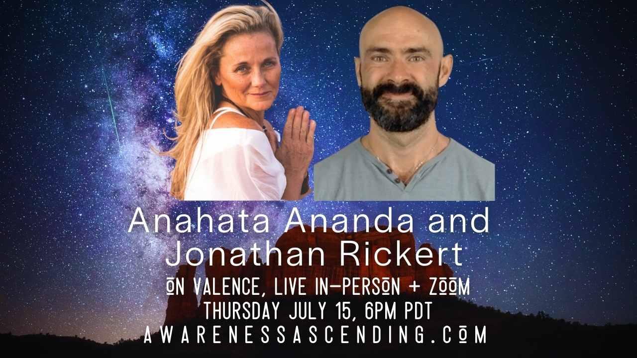 Podcast: Anahata Ananda in conversation with Jonathan Rickert on Shamangelic Healing