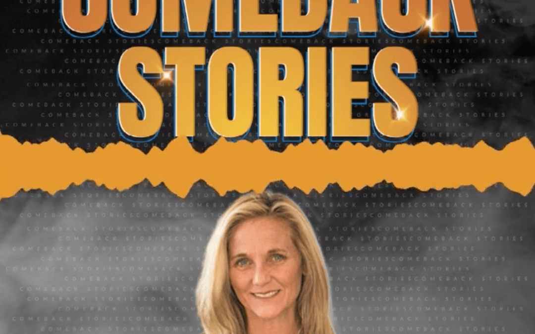 Podcast: My Comeback Story on Comeback Stories with Darren Waller & Donny Starkins